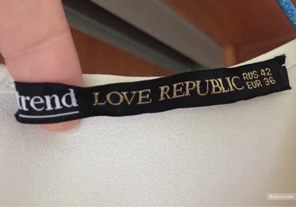 Блузка-топ Love Republic 42 rus (36)