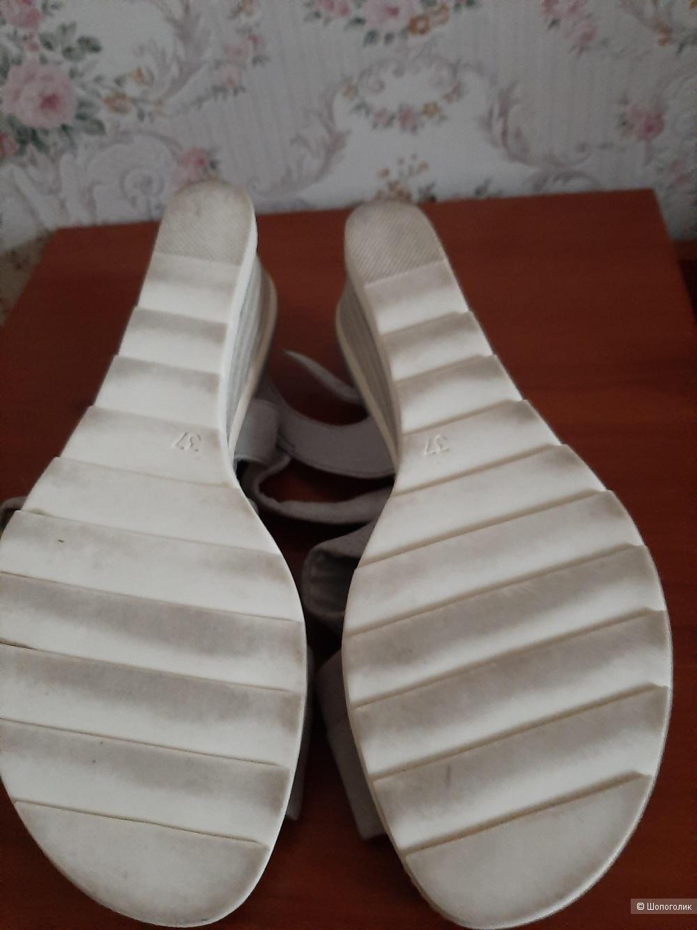Босоножки MARCO TOZZI  размер 37