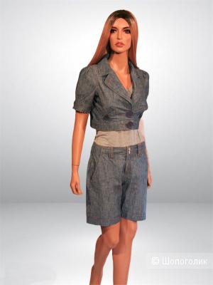 Костюм жакет + шорты/бермуды Jam jeans размер 44-46(М)