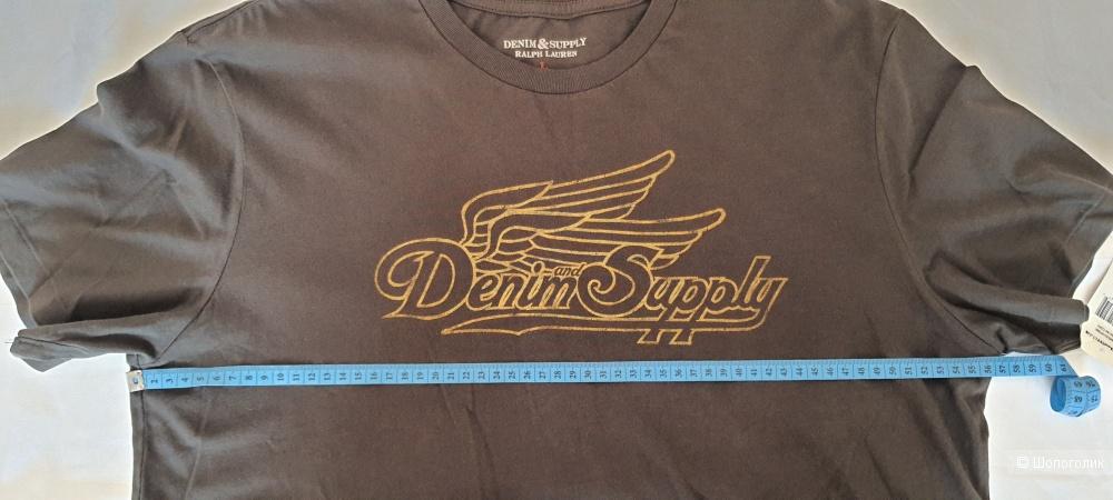 Мужская футболка Denim&Supply Ralph Lauren примерно 54
