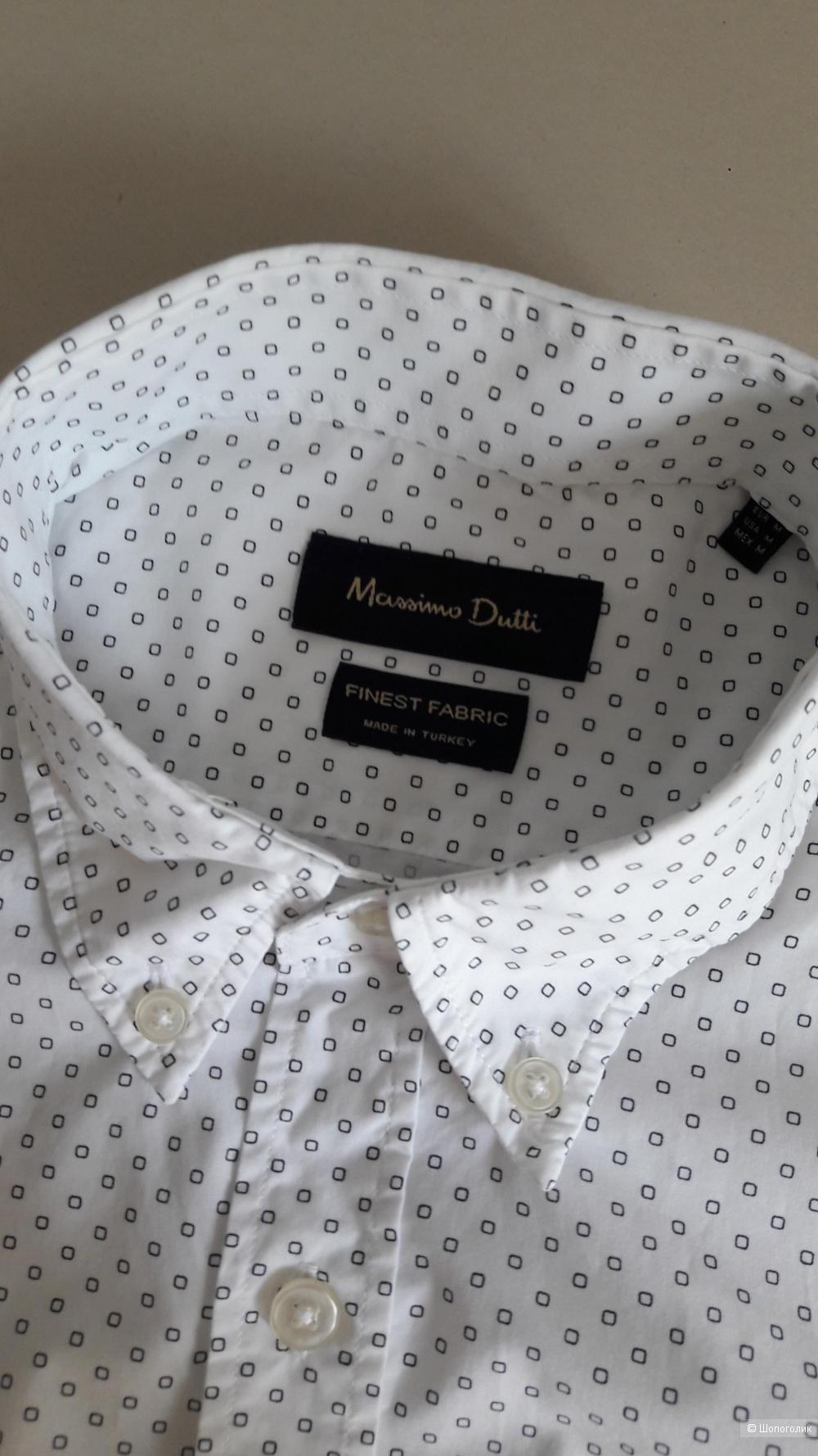 Рубашка Massimo Dutti. размер M