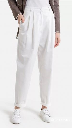 Льняные брюки чинос  Silvian Heach, размер 44-46-48