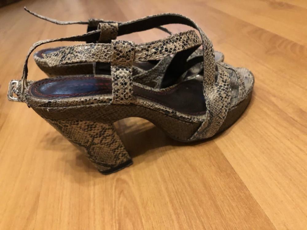 Босоножки tamaris и туфли marko,38