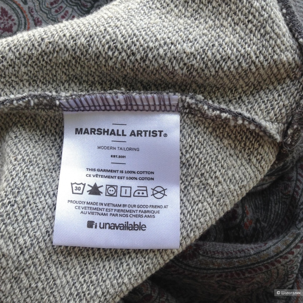 Толстовка Marshall Artist, XL