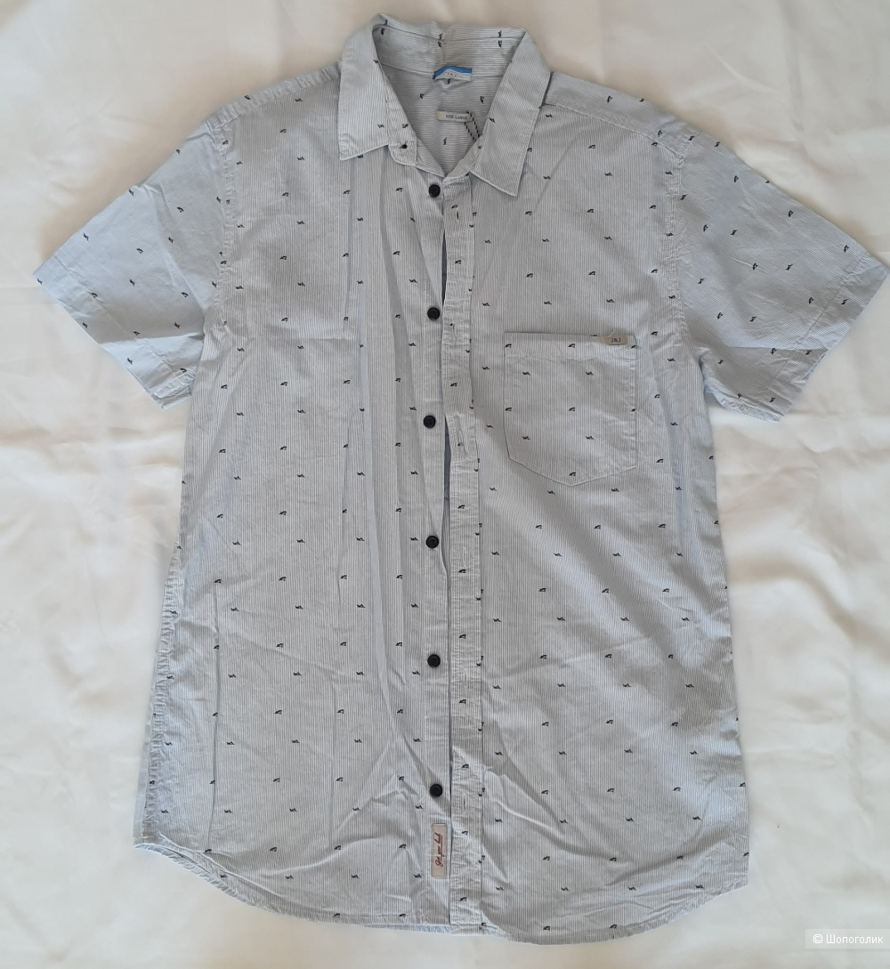 Мужская рубашка Jack&Jones   примерно на 46