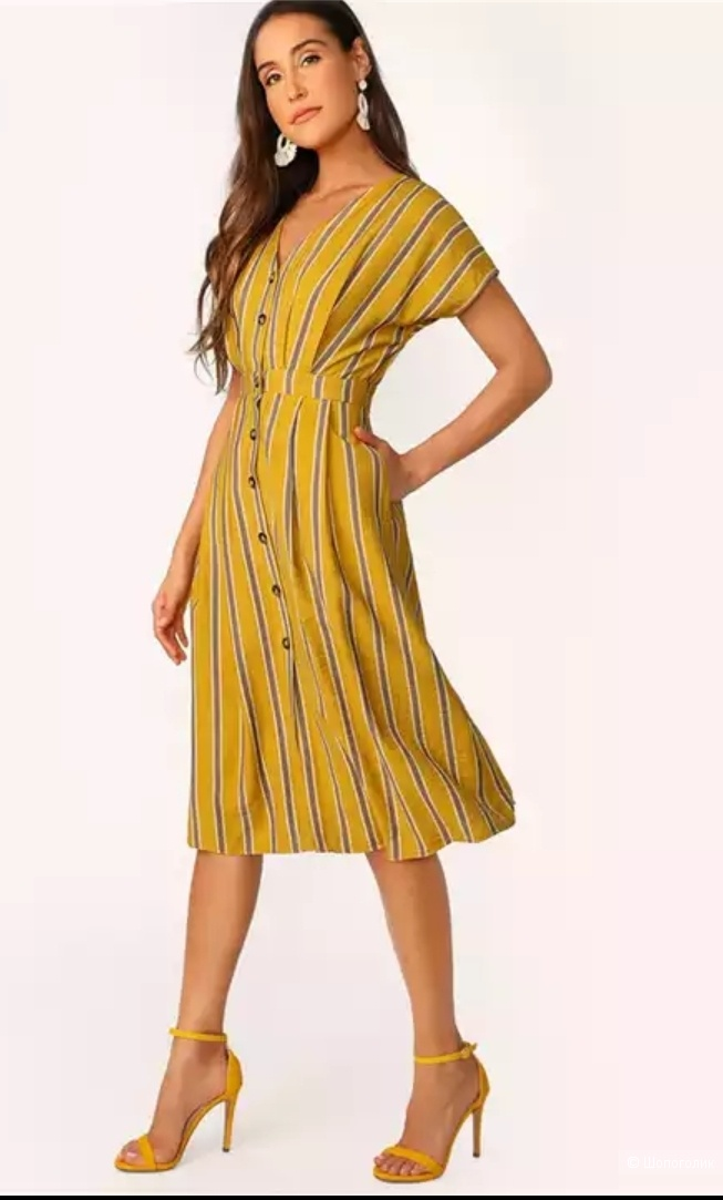 Платье-рубашка, A.M.London, 46-50
