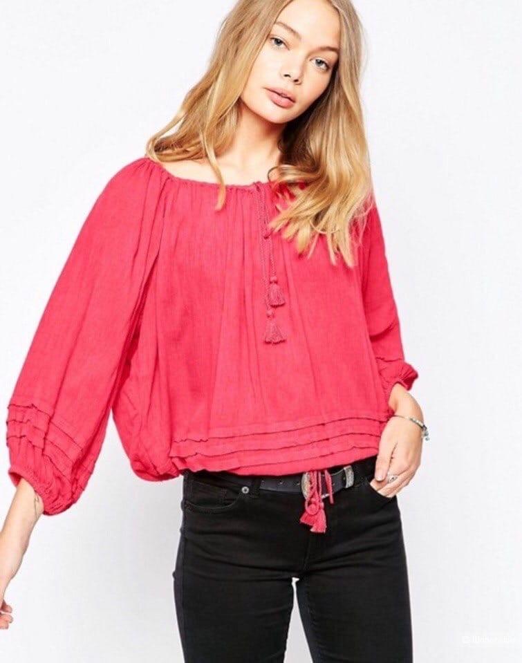 Рубашка от Ralph Lauren denim S/M