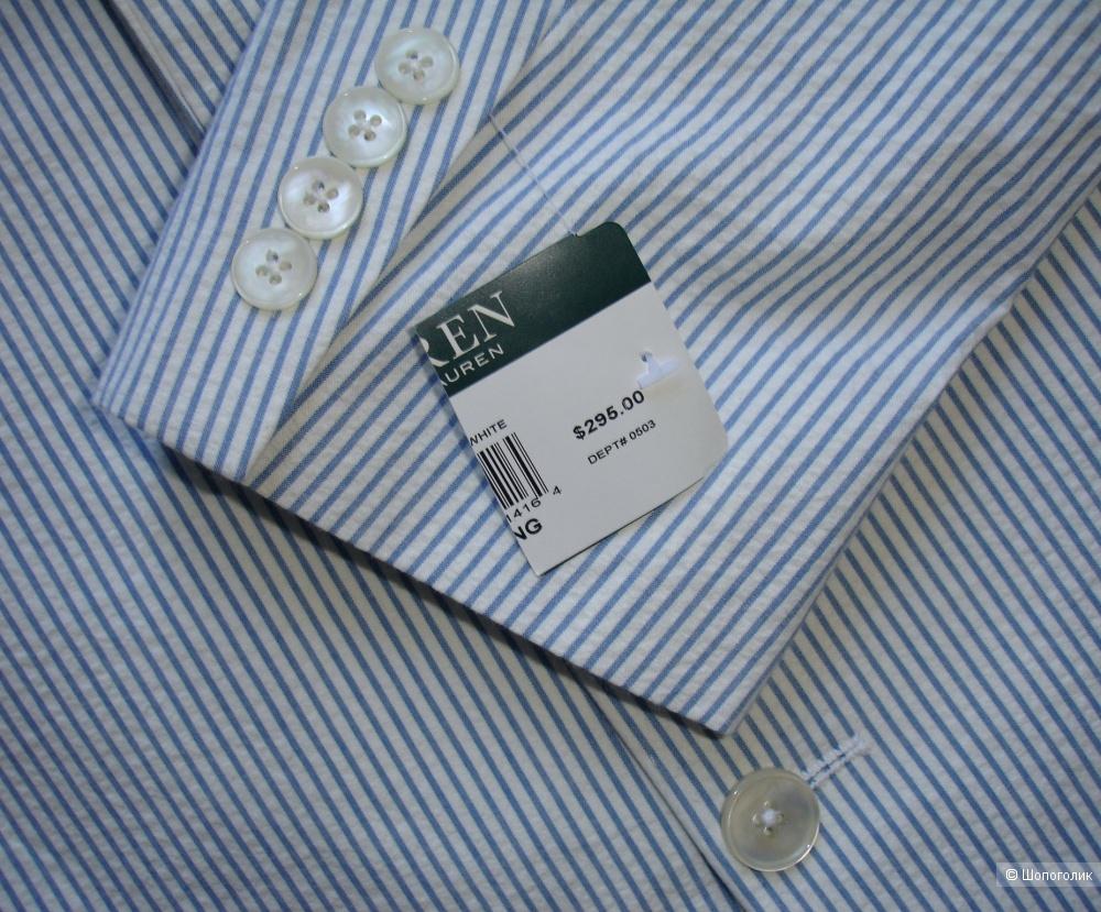 Мужской пиджак Ralph Lauren, размер US 46L (рос 56)
