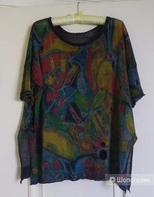 Джемпер-футболка JBX, one size
