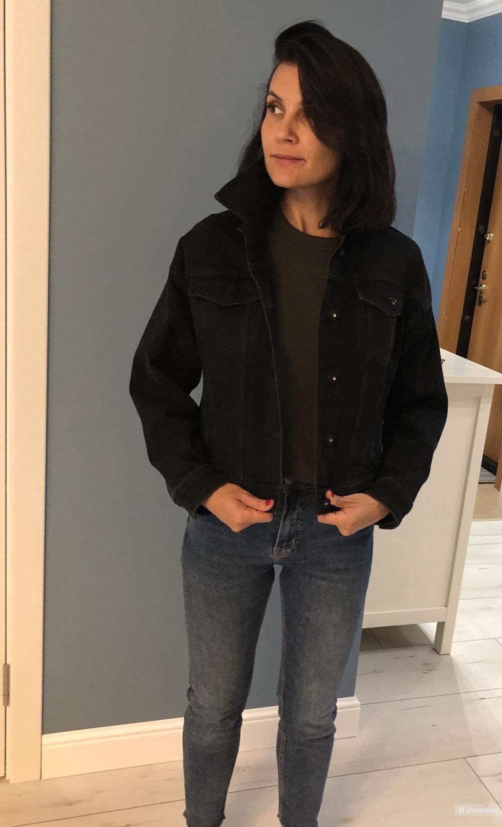 Джинсовая куртка Massimo Dutti р S