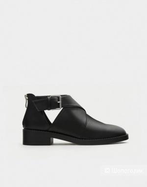 Новые ботинки Pull and bear, pp 41
