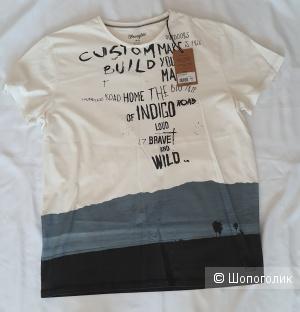 Мужская футболка Wrangler размер  XXL