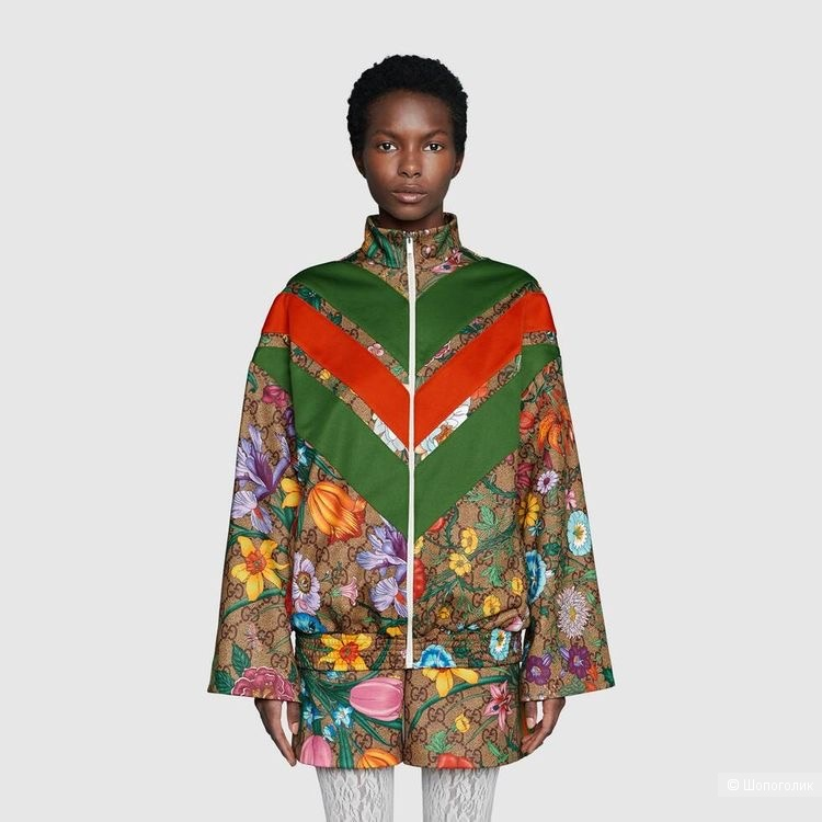Куртка GUCCI supreme Flora, 42-46