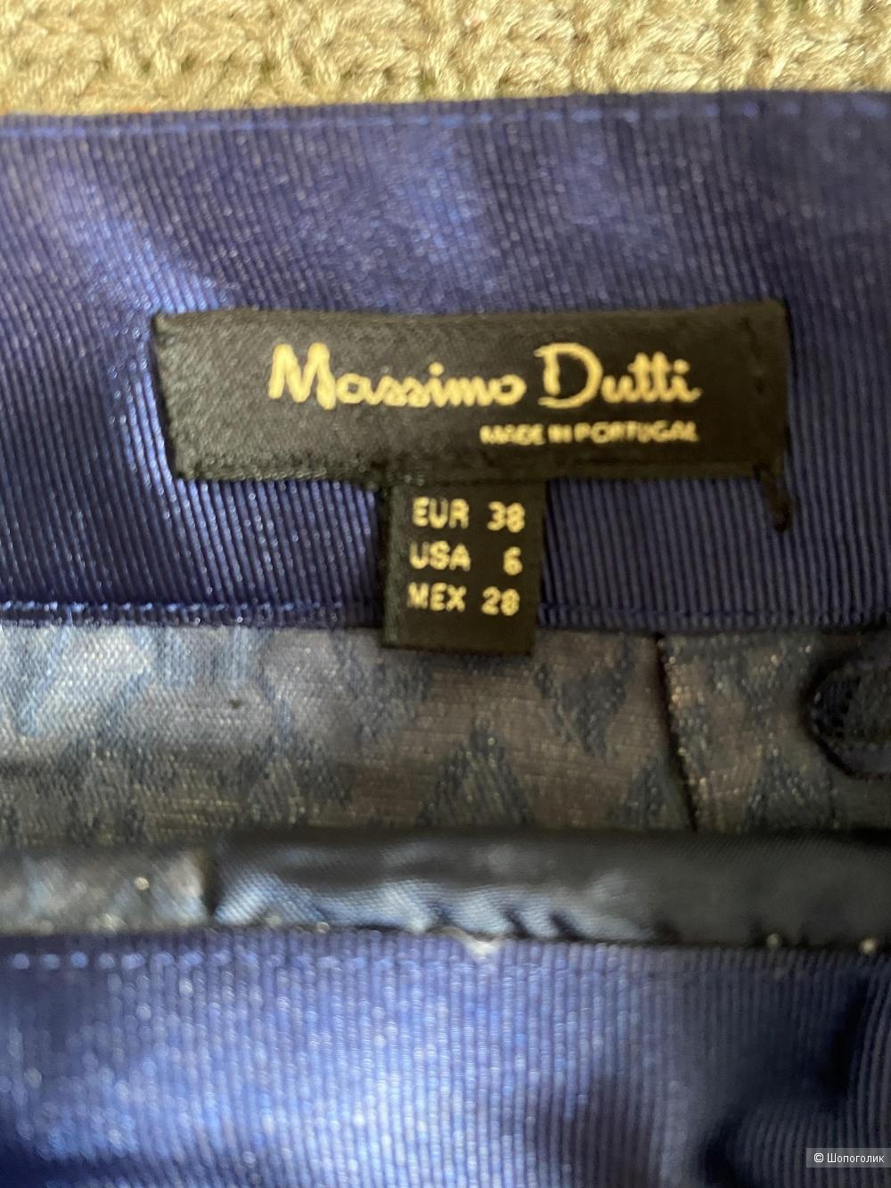 Юбка, размер м, бренд massimo dutti
