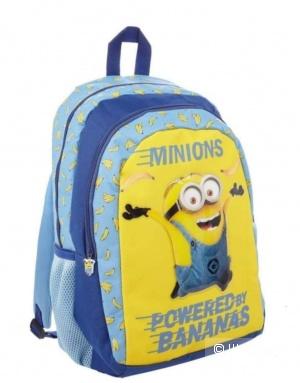 Рюкзак Disney, миньоны, размер 45*35