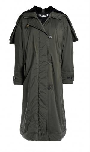 Пуховик, пуховое пальто McQ Alexander McQueen, размер 48 IT, 50-52 рос.