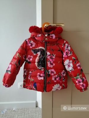 Куртка Monsoon 4-5 yrs