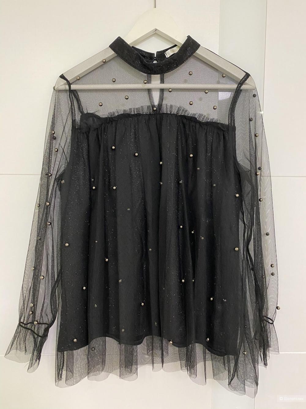 Блузка, размер s-m, no name