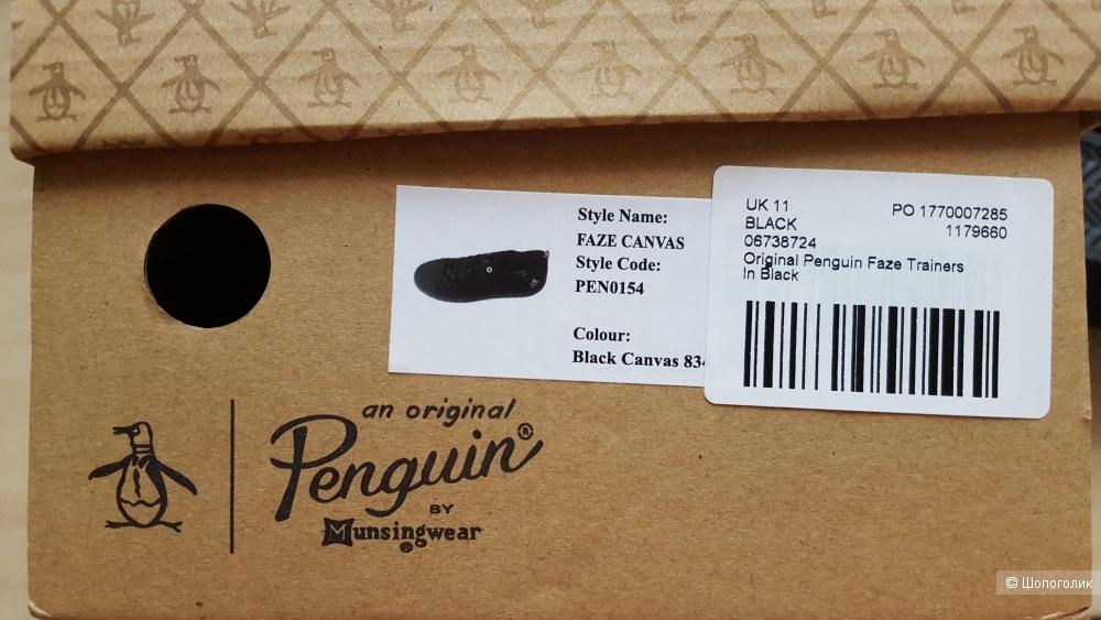 Кроссовки Original Penguin, EU 45