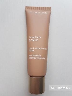 Тональный крем CLARINS Teint Pores & Matite 02 Nude Beige 30мл