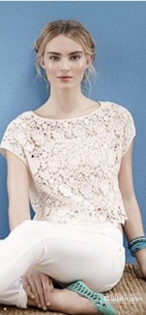 Блуза SUITEBLANCO,размер 46-46