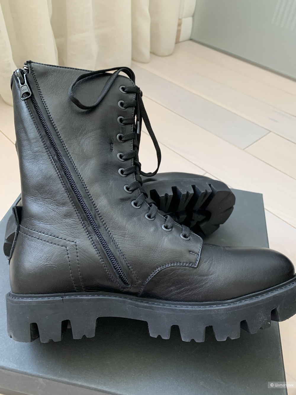 Высокие ботинки BRUNO BORDESE, 40