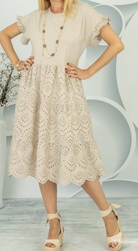 Платье мини Ricci collezioni, 42-46