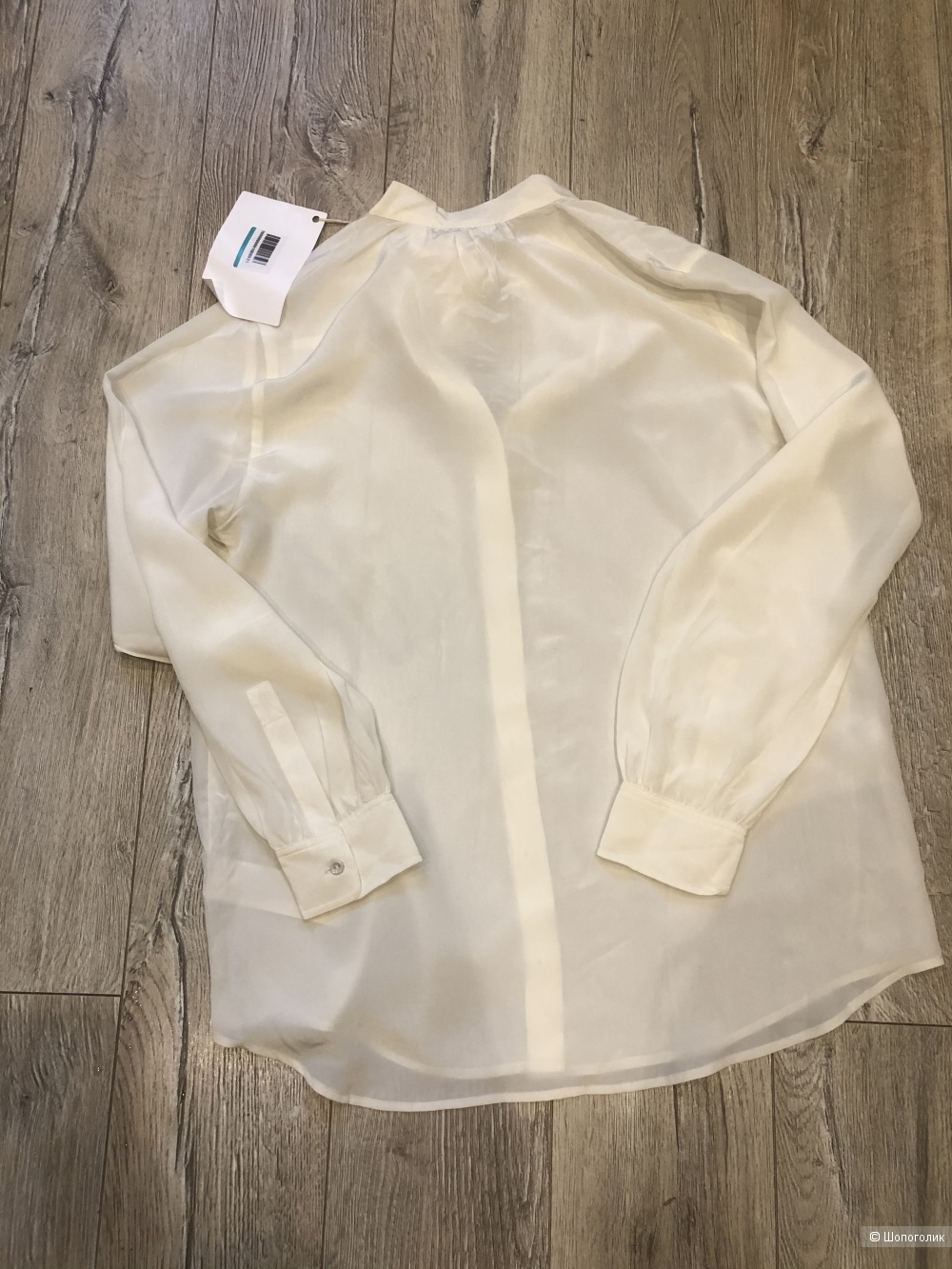 Шелковая блуза Diesel S( S-M)