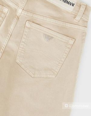 Джинсы armani jeans, размер 29