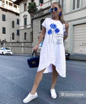 Платье -туника New collection, 42-52