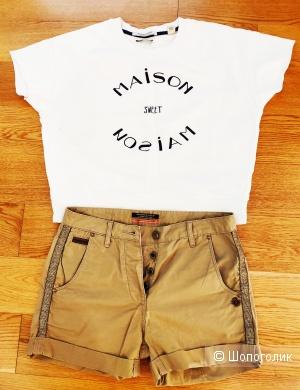 Сет шорты и свитшот Maison Scotch  размер S