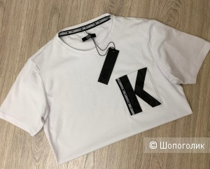 Karl Lagerfeld футболка м/l