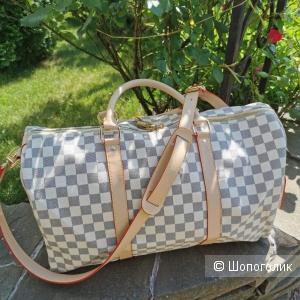 Сумка дорожная Louis Vuitton Keepall 45, one size