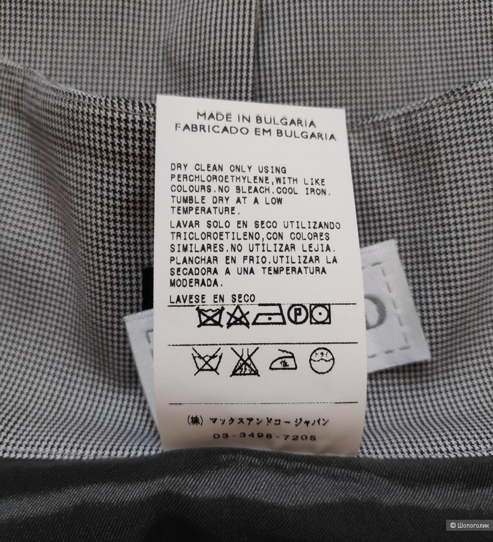 Юбка Max Mara. Маркировка 36 EUR/ 40IT.