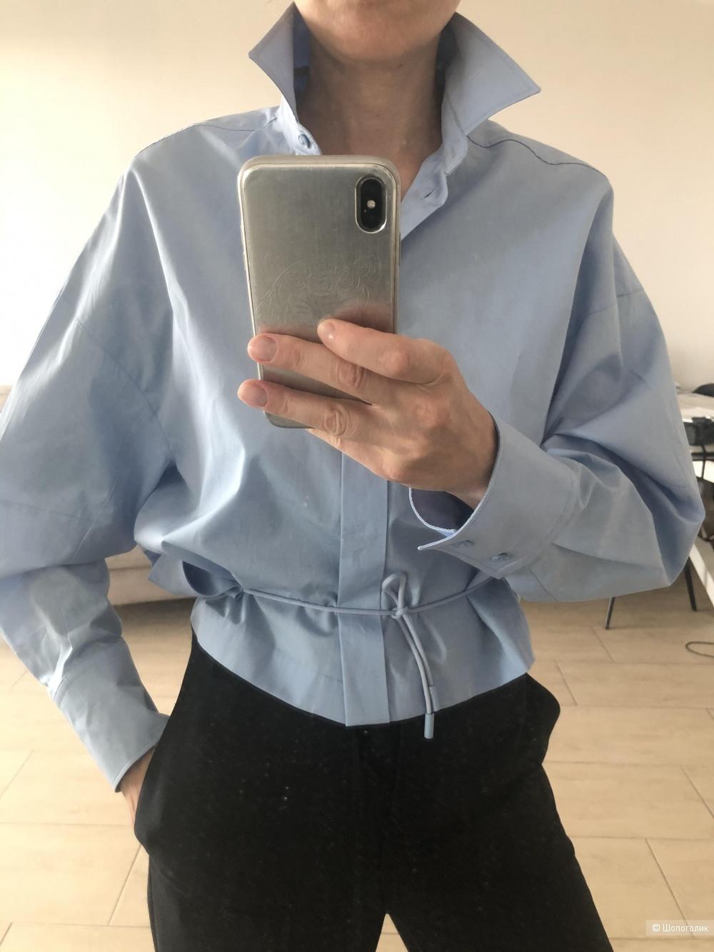 Рубашка Max Mara (Sportmax) размер 42it(44)