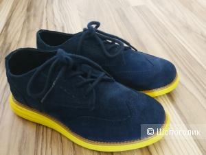 Ботинки- оксфорды Cole Haan  размер 31,5