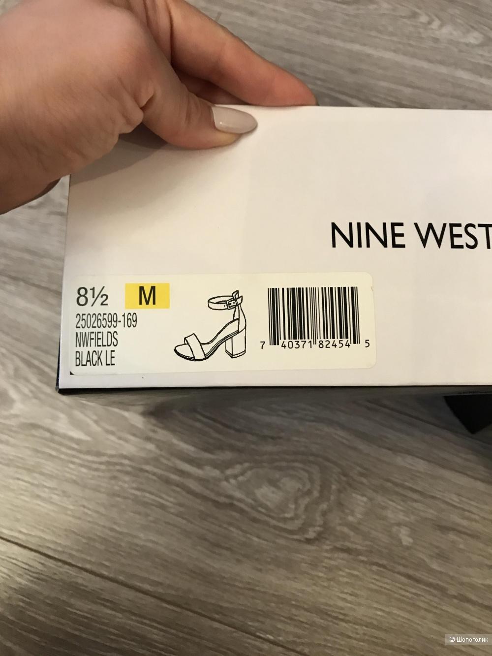 Босоножки Nine West, размер 39