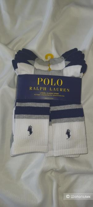Носки Polo Ralph Lauren примерно 39-43