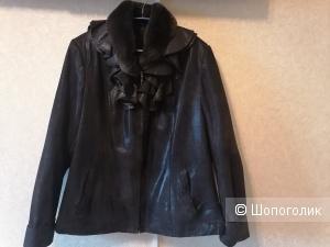 TANNOSSTO Куртка женская кожа 54р