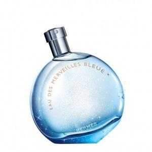ТВ Hermes Eau Des Merveilles Bleue, 50 ml