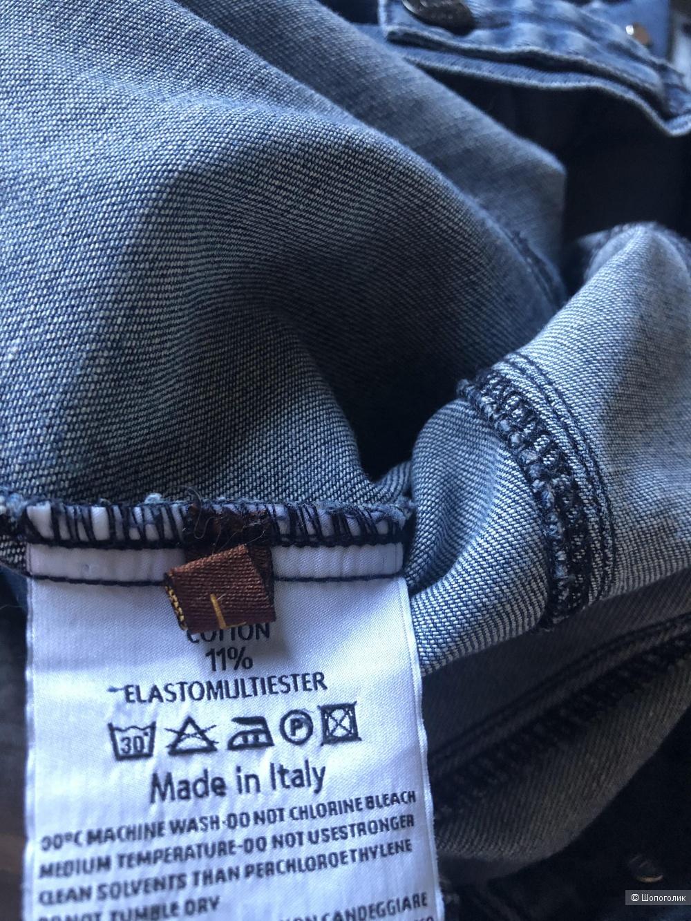 Джинсовая куртка Notify, размер L (на российский 46-48)