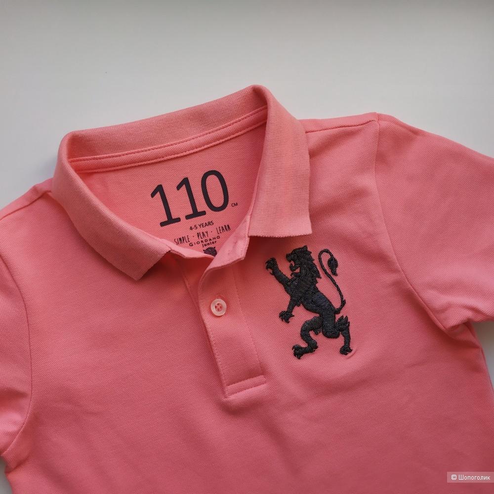 Фэмили лук футболка - поло Giordano, размеры 110 см, XL, XXL, 3 шт