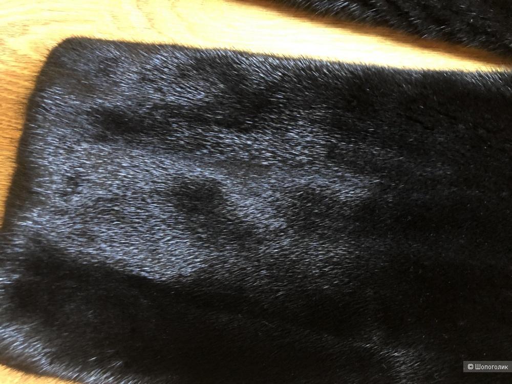 Шуба норковая Brezza размер 42-44