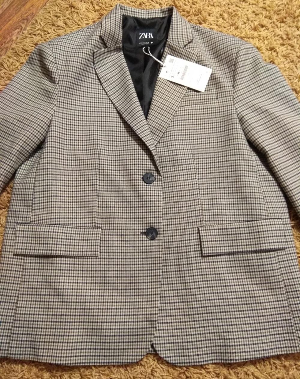 Пиджак Zara  размер s (m)
