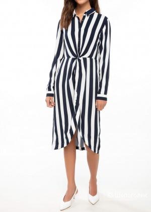 Новое платье-рубашка primark, размер 44