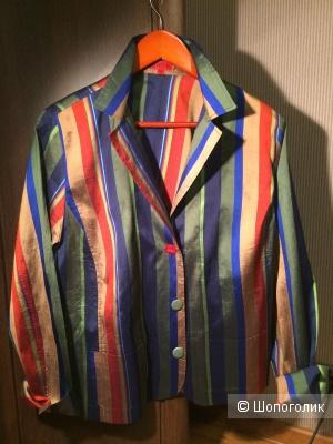 Шелковый пиджак Nadine H  48-50 размер