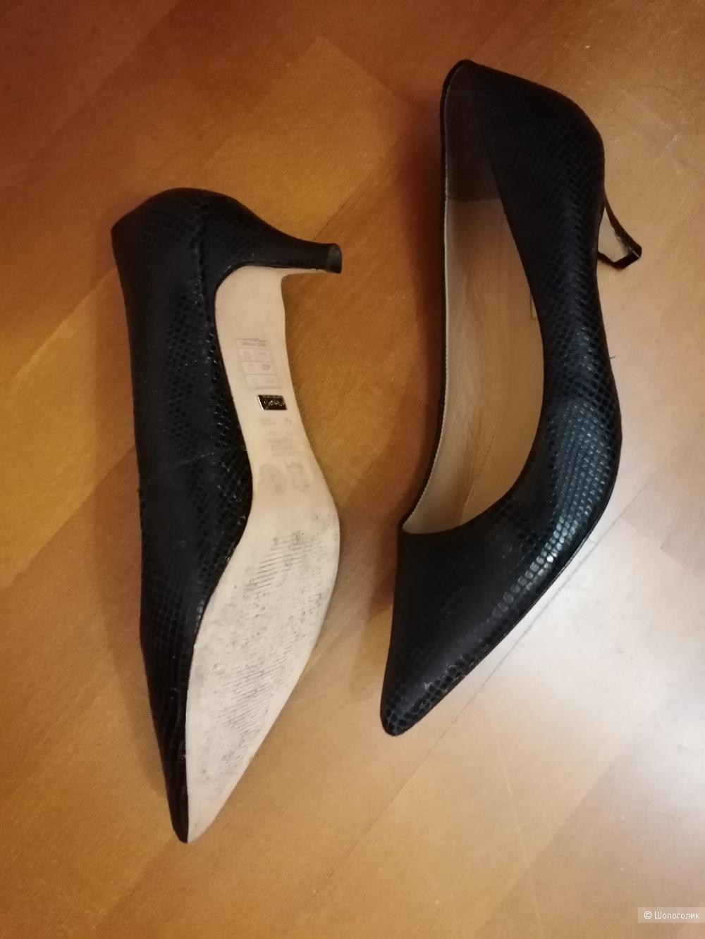 Кожаные туфли Buffalo 41 размера