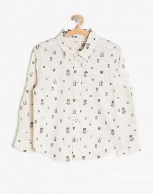 Рубашка KOTON KIDS, 122