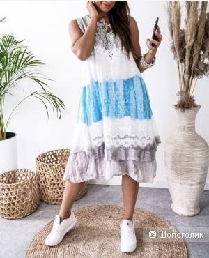 Платье сарафан Mousse d Aria  italy, 44-48