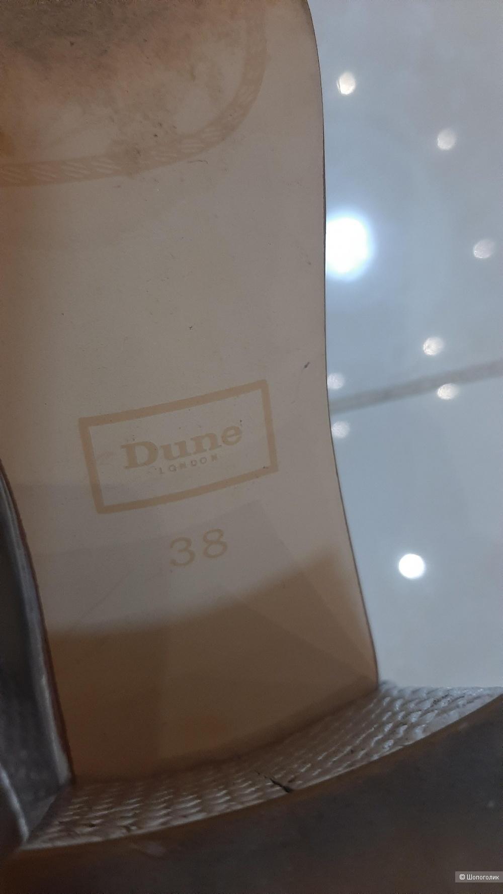 Кожаные босоножки  Dune London 38 размер